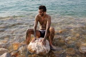 bloc de sel mer morte