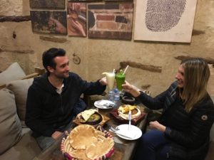 Racket Kanaan restaurant diner