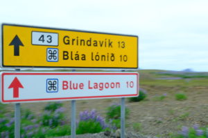direction le blue lagoon !