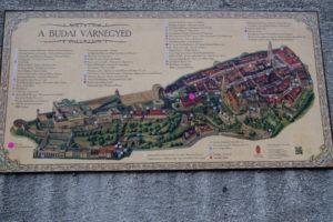 plan chateau de buda