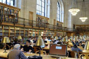 Bryant Park Library
