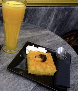 pâtisserie Grec