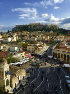 place Monastiraki