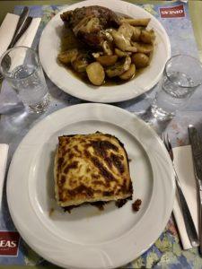 le restaurant Oinéas