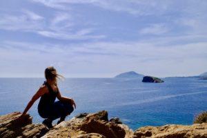 la mer Egée !