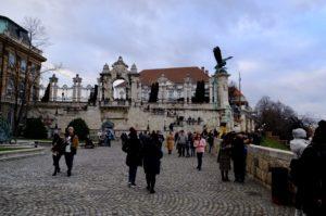 le château de Buda