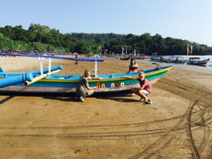 plage de Pangandaran