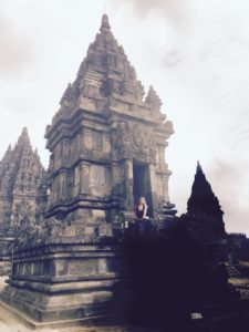 temple de Prambanam
