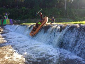rafting de Gunung Kemiri