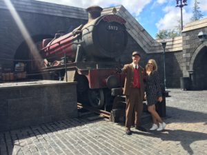 universal studio Harry potter