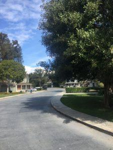 universal studio Wisteria Lane