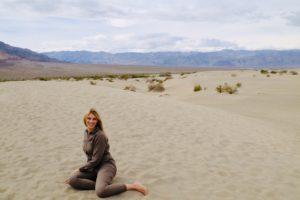 Mesquite Flate Sand Dunes