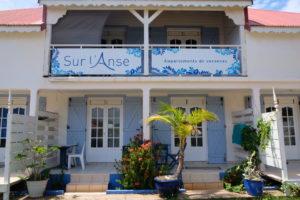Airbnb sur l'Anse
