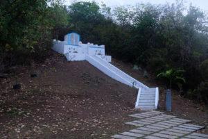 la chapelle des marins de l'ile des saintes