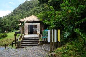 bains jaunes Guadeloupe