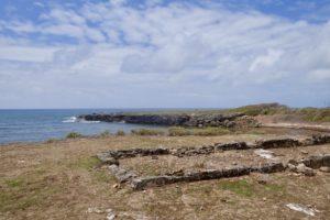 vue sur la Baie Mahault