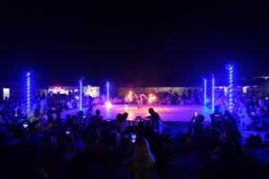 spectacle nocturne Desert Safari Dubai