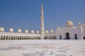 mosquée Cheikh Zayed