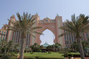 Dubai hôtel Atlantis