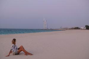 Dubai plage de rêve
