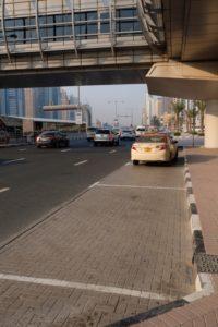 point de départ mosquée Cheikh Zayeda la marina