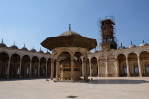 tombeau de Mohammed Ali