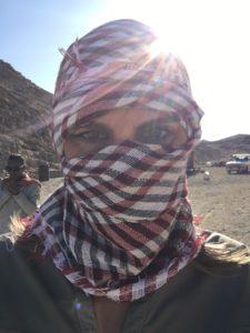 Quad dans le désert d'Hurghada