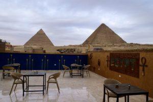 l'hôtel Confort Pyramids Inn
