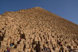 pyramidesKhéops au Caire
