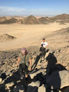 désert Hurghada
