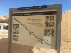 Ramesses III tombeau