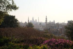 Al Azhar gardenCaire
