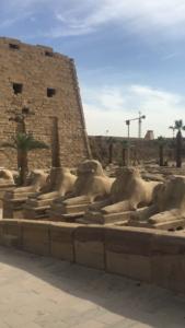 temple de Karnak a Louxor