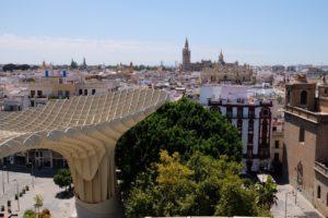Métropole parasol Séville