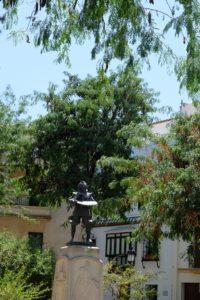 Plaza de Pilatos Séville