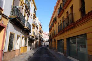 Quartier Triana Séville