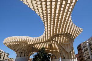 Métropol parasol Séville