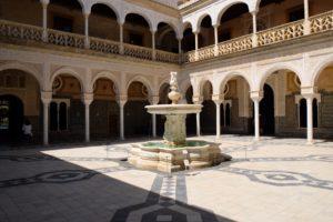 Patio Casa de Pilatos Séville