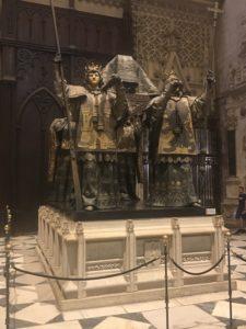 Sépulture de Christophe Colomb