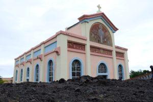 l'église Notre dame des Laves