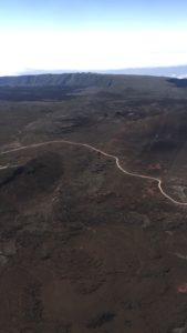 survol de la Réunion en hélicoptère !
